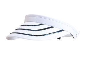 golfino-ladies-sequins-cable-visor