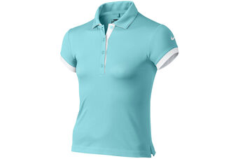 Nike Golf Victory Junior Girls Polo Shirt