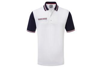 FootJoy Stretch Pique Trims Polo Shirt