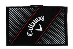 Salvietta Callaway Golf Nero Tour