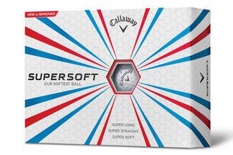 Callaway Golf Supersoft 12 Ball Pack