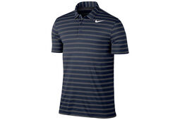 Nike Golf Breathe Stripe Polo Shirt