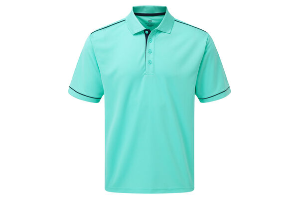 Palm Grove Coolpass Pique Polo Shirt