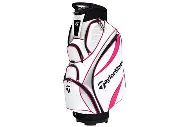 TaylorMade Ladies Monaco Cart Bag