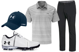Jordan Spieth Masters Saturday Outfit 17