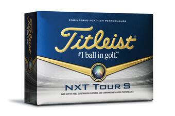 Titleist NXT Tour S 12 Ball Pack