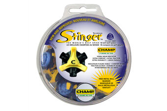 CHAMP 18 Stinger Tri-Lok Spikes