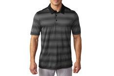 adidas Golf Club Stripe Polo Shirt
