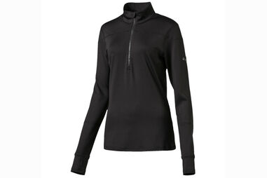 PUMA Golf Ladies Popover Sweater