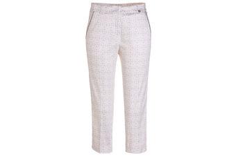 GOLFINO Printed Ladies Capri Trousers