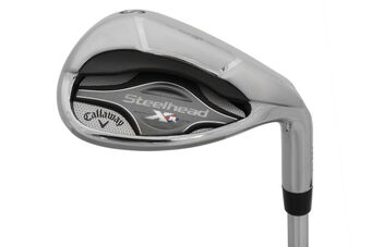 Callaway Golf Steelhead XR Steel Sand Wedge