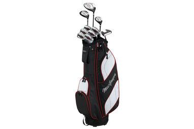 MacGregor CG1900 Stahl-Paketset mit Golfwagentasche
