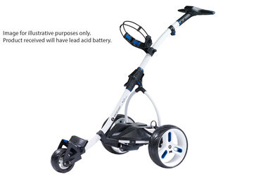 Motocaddy S3 Pro 36 Hole Electric Trolley