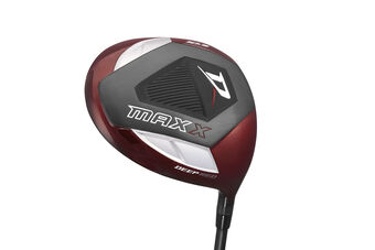 Wilson Deep Red Maxx Driver