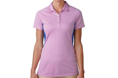adidas Golf climachill Peplum Poloshirt für Damen