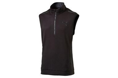 PUMA Golf PWRWARM 1/4 Zip Sweater