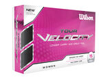 Wilson Ladies Tour Velocity 12 Golf Balls