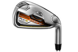 Cobra Golf Fly Z Stahleisen Orange