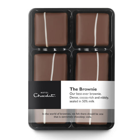 Chocolate Brownie Selector, , hi-res