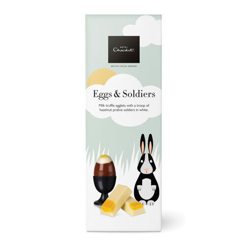 Eggs & Soldiers, , hi-res