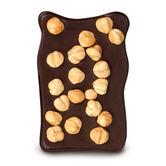 Hazelnut 70% Dark Chocolate 100g Slab Selector, , hi-res