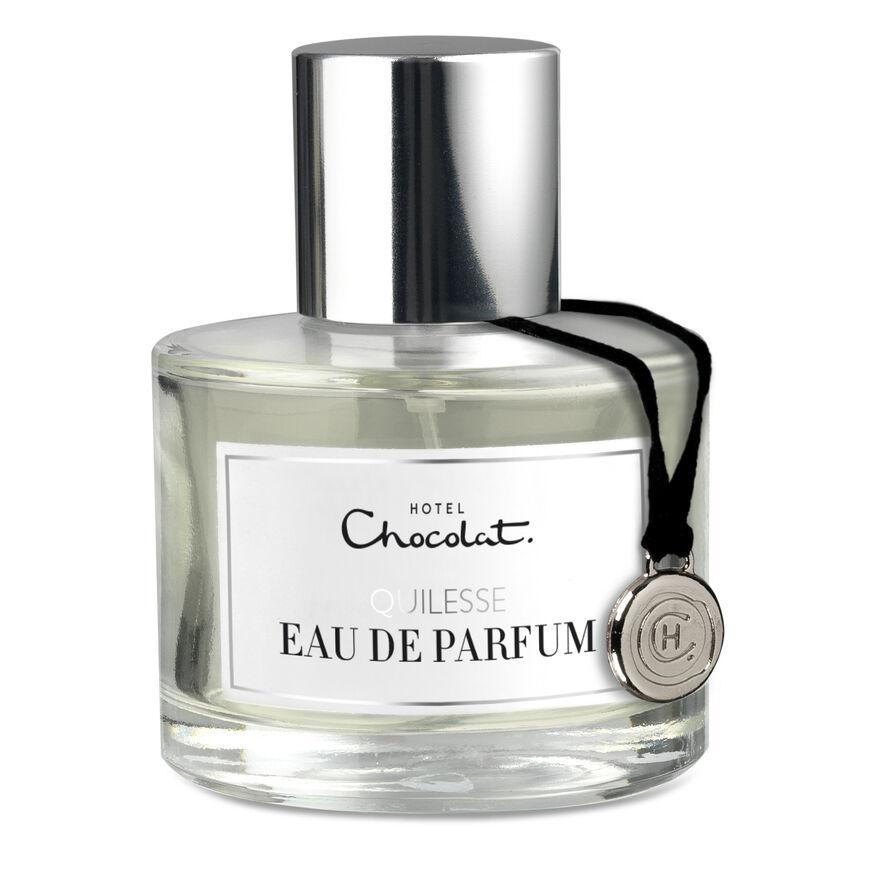 quilesse eau de parfum perfume by hotel chocolat. Black Bedroom Furniture Sets. Home Design Ideas