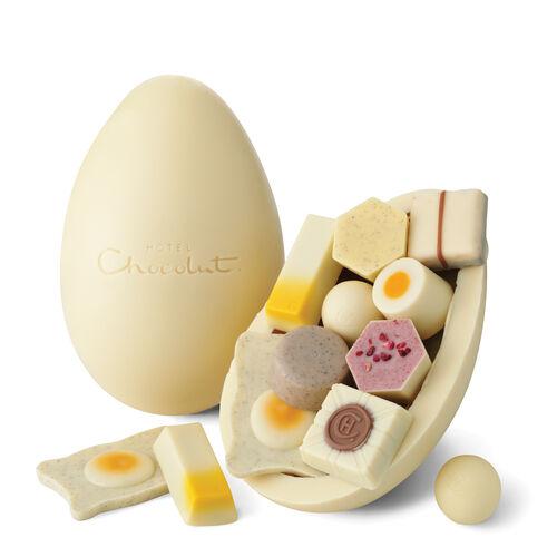 Extra Thick Easter Egg – White & Light, , hi-res