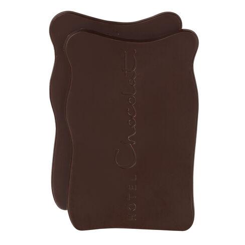 90% Dark Chocolate Bar Slab, , hi-res