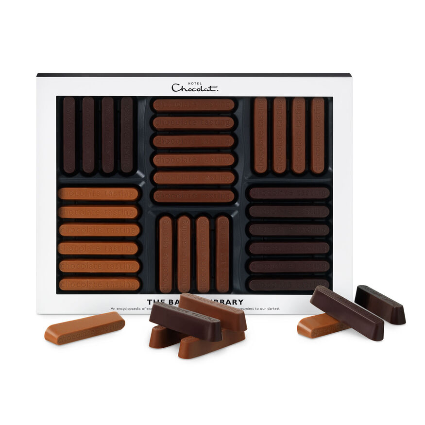 The Chocolate Baton Library, , hi-res