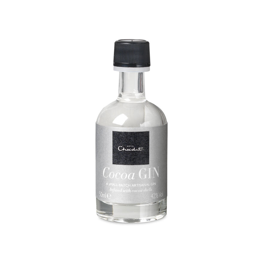 50ml Cocoa Gin, Miniature, hi-res