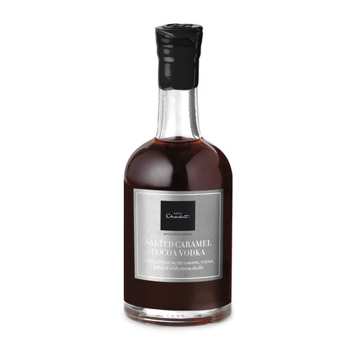 250ml Salted Caramel Cocoa Vodka Liqueur, Regular, hi-res