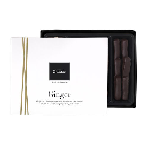 The Ginger Chocolate Box, , hi-res