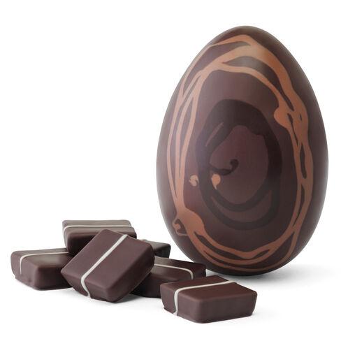 Brownie Hard-Boiled Easter Egg, , hi-res