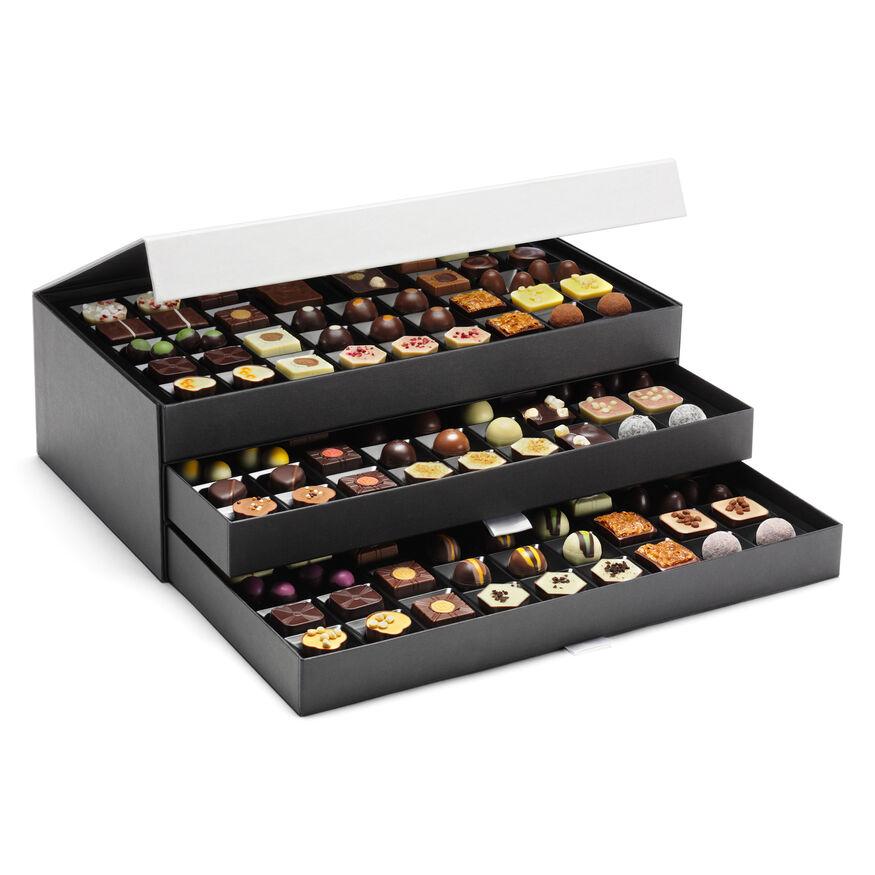 Box Of Chocolates Cocoa Nib