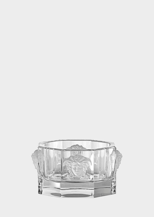 Medusa Lumiere Bottle coaster - Versace Glass & Crystal
