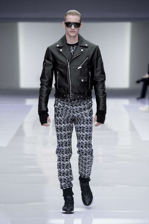 LOOK 55 Fashion Show Fall Winter