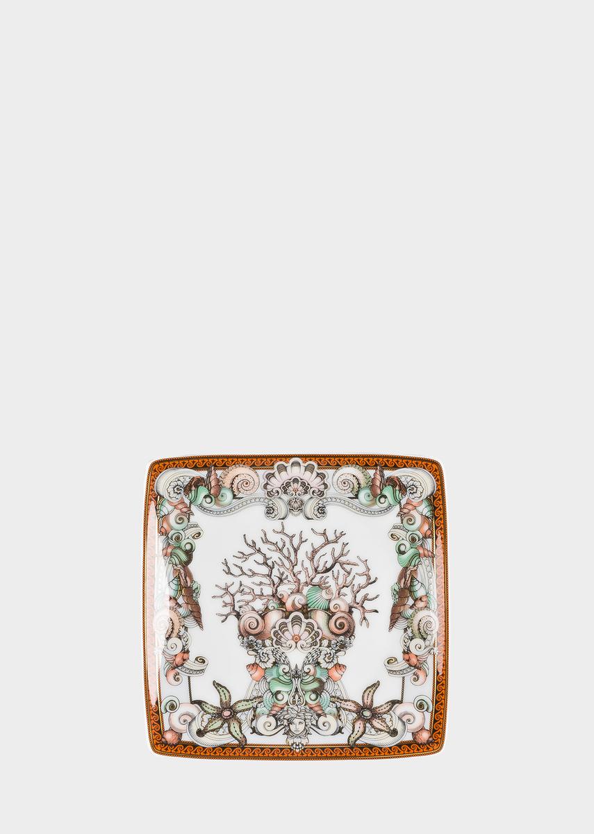 Versace toiles de la mer canape dish 12 cm home - Canape versace ...