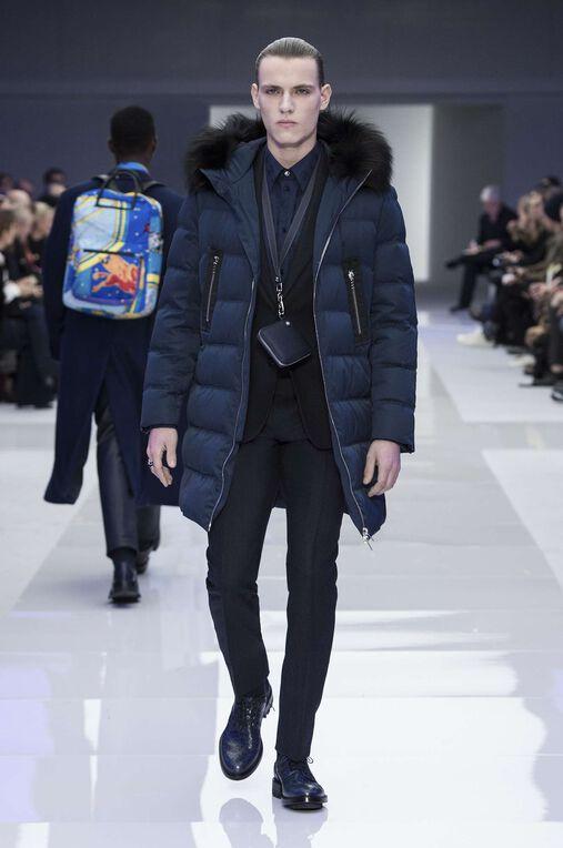 LOOK 28 Fashion Show Fall Winter
