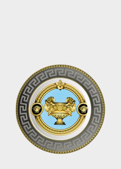 Piatto 18 cm Prestige Gala Bleu Piatti - Versace