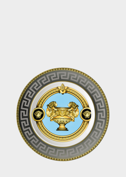 Blue Prestige Gala 18 cm Plate - Versace Plates