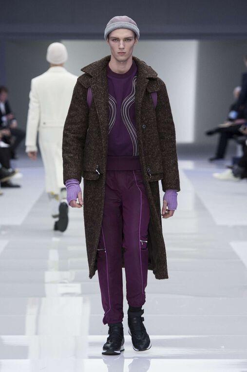 LOOK 42 Fashion Show Fall Winter