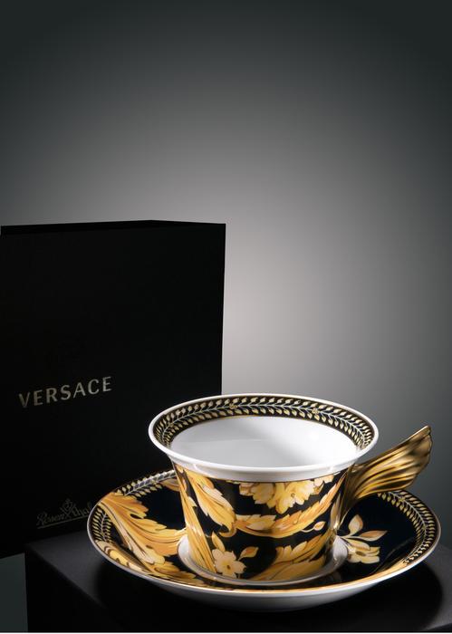 Vanity Tazza tè N1930 Barocco - Versace