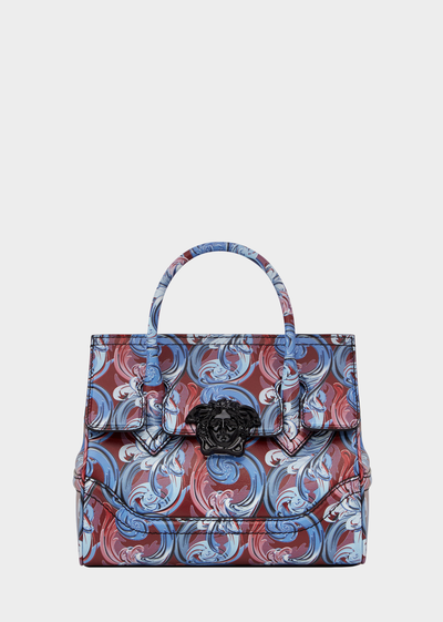 Fluid Baroque Palazzo Empire Bag - Versace Top Handle