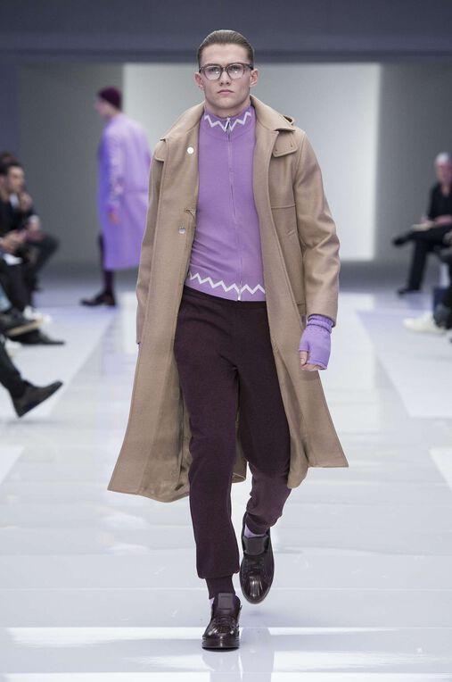 LOOK 52 Fashion Show Fall Winter