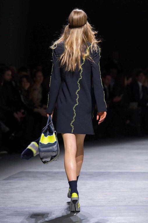 LOOK 25 Fashion Show Fall Winter