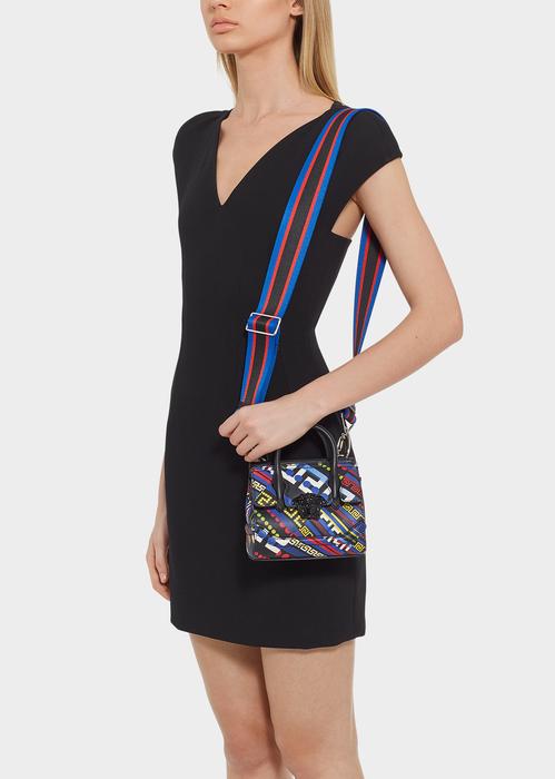 Palazzo Empire City Lights Bag - Versace Shoulder Bags
