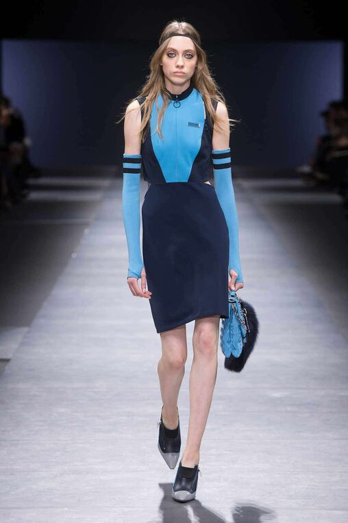 LOOK 11 Fashion Show Fall Winter