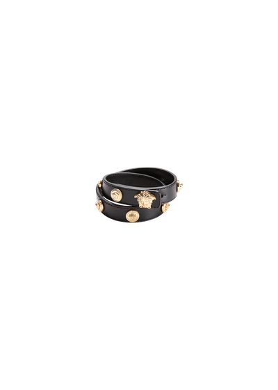 Medusa Icon Stud Bracelet Bracelets - Versace Accessori