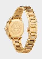 Dylos Lady 35 MM Gold Watch - Versace Watches