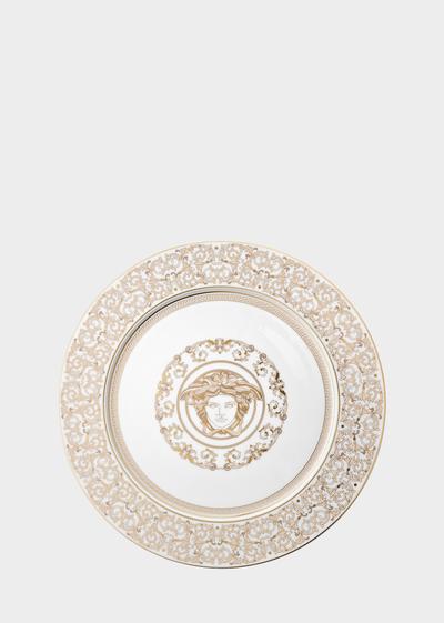 Medusa Gala Service Plate 33cm Dining - Versace Porcellane e Cristalli
